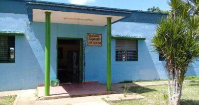 Dirección de Educación y otras de sus dependencias, en #Jaruco.. Foto Marlene Caboverde