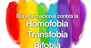 Día Mundial de lucha contra la homofobia, la transfobia y la bifobia