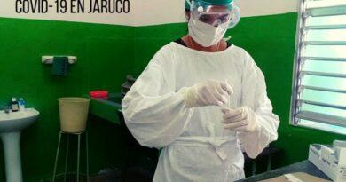 COVID-19 en Jaruco. Foto Marlene Caboverde