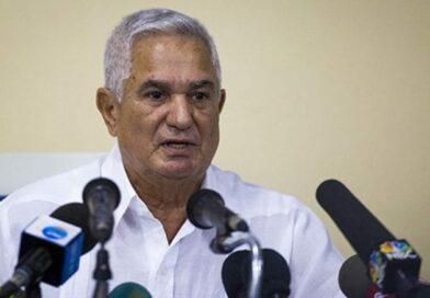 Fallece Higinio Vélez, titular de la Federación Cubana de Béisbol