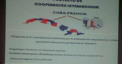 Proyecto de cooperación internacional augura mitigación de contaminación ambiental en Mayabeque. Foto Radio Camoa