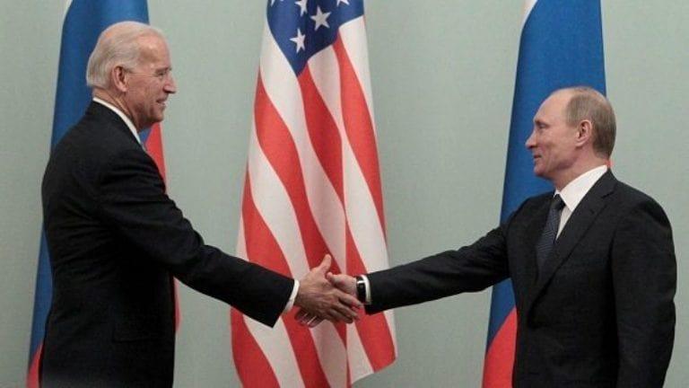 Vladímir Putin se reunirá con Joe Biden en Ginebra el 16 de junio. Foto: Reuters.