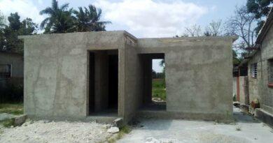 Subsidios para la construcción y reparación de viviendas garantía del Estado cubano. Foto Anelis Díaz