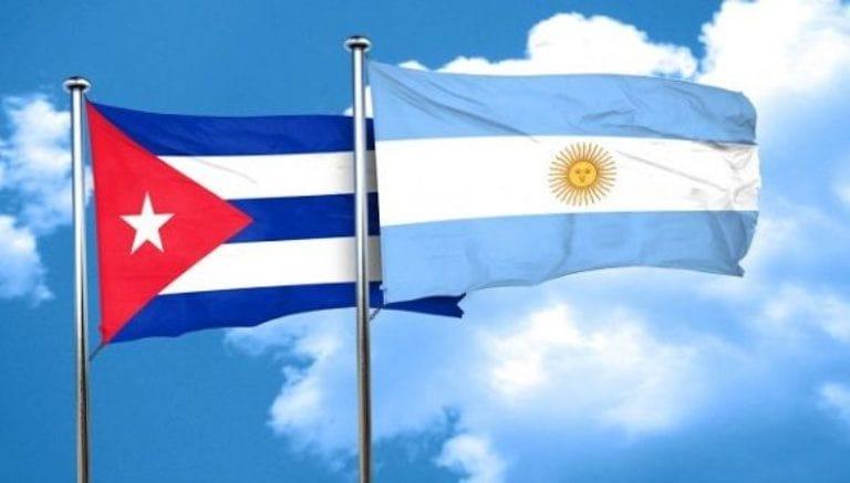 Cuba y Argentina pretenden fortalecer su agenda en el mundo de los negocios
