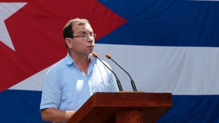 Fernando González Llort, Héroe de la República de Cuba y presidente del Instituto Cubano de Amistad con los Pueblos. Fotos: Yaimi Ravelo Rojas.