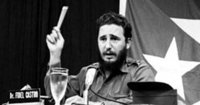 El discurso Palabras a los intelectuales, expresado por el eterno Líder de la Revolución Fidel Castro