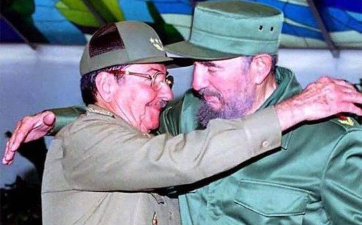 Raúl, como cariñosamente le llama nuestro pueblo, es el mejor discípulo de Fidel. Foto: Archivo