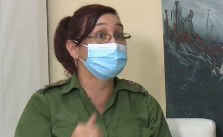 Gobernadora de Mayabeque exhorta a cumplir medidas higiénico–sanitarias para contener propagación de la Covid-19. Foto: Archivo.