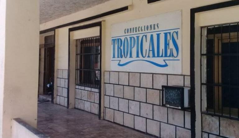 Confecciones tropicales de Jaruco. Foto Yordan Díaz