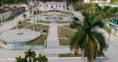 Parque y museo de Jaruco. Foto: Radio Jaruco.