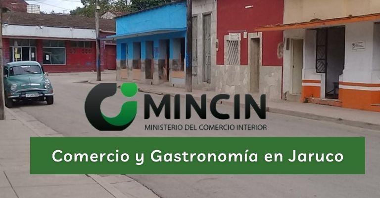Comercio y Gastronomía en Jaruco
