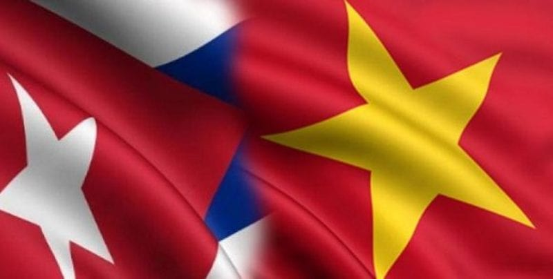 Cuba y Vietnam.
