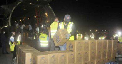 Ayuda internacional hacia Cuba. Foto Prensa Latina
