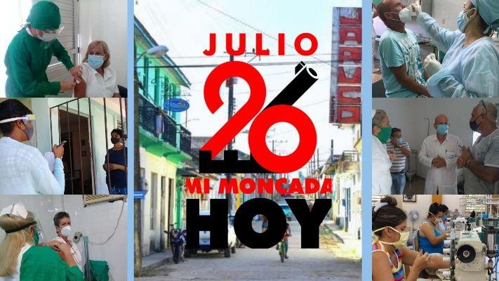 Mi Moncada es hoy. Foto Radio Jaruco