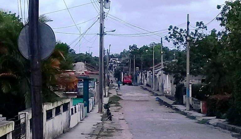 Calle de Jaruco. Foto Yordan Díaz