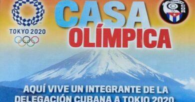 Juegos Olímpicos de Tokio 2021. Foto Radio Camoa