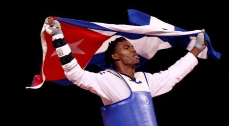 Rafael Alba le da a Cuba su primera medalla en los Juegos Olímpicos