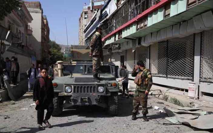 Talibán declaró el fin de la guerra en Afganistán