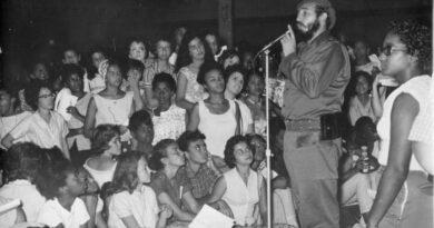 Un Fidel que vibra en la Cultura