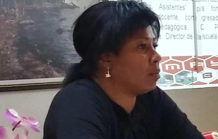 Foto: Tomada del perfil de Facebook de la directora de Educación en Mayabeque.
