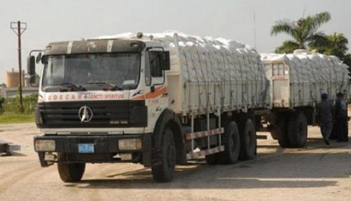 El objetivo principal es garantizar la transportación de la canasta básica de la Isla de la Juventud. Foto: Radio Mayabeque.