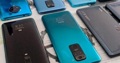 Móviles de Xiaomi. Foto: Imagen tomada del blog Xataka