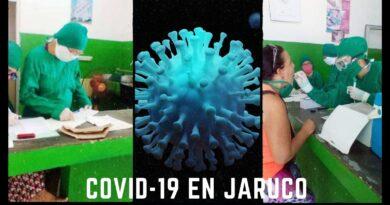 Reconoce la FMC labor del personal femenino que está en la primera línea de combate contra la Covid-19. Foto: Radio Jaruco.