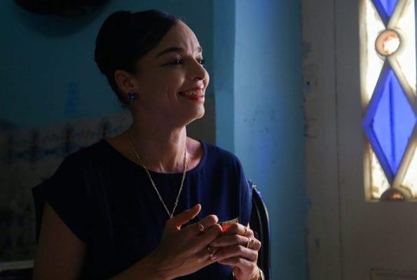 La primera bailarina y directora del Ballet Nacional de Cuba (BNC), Viengsay Valdé. Foto: Irene Pérez/ Cubadebate.