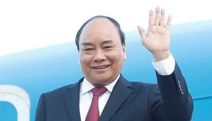 Nguyen Xuan Phuc,presidente de Vietnam. Foto: ACN.