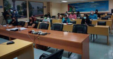 Séptimo Período Ordinario de Sesiones de la Asamblea Nacional del Poder Popular en Mayabeque. Foto tomada de Radio Mayabeque
