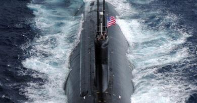 China exige a EEUU esclarecer choque de submarino en mar Meridional