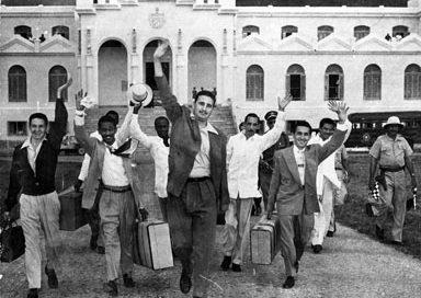 A 64 años la excarcelación del Comandante en Jefe Fidel Castro del Reclusorio Nacional de Isla de Pinos.