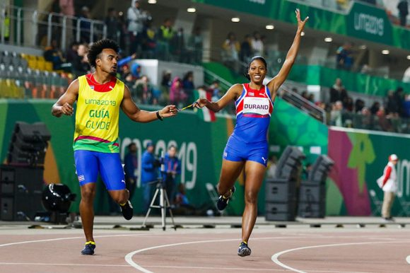 Cubana Omara Durand logra primer oro en Mundial de Paratletismo