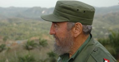 The Cuban Revolution in Fidel's phrases