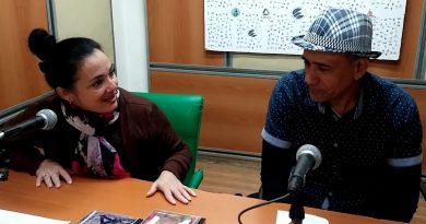 Músico Ismael Prieto en Disco AM de Radio Jaruco (Video)